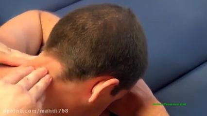 ماساژ گردن