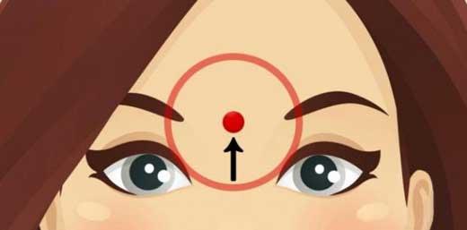 ماساژ-میان-دو-چشم1