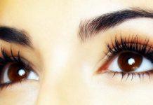 چشمان جذاب خانم ها