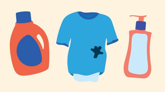 پاک کردن لکه های چربی از لباس