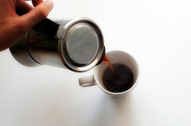طرز تهیه قهوه اسپرسو بدون دستگاه