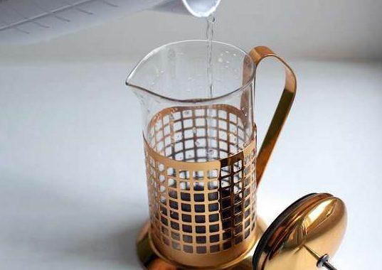طرز تهیه قهوه اسپرسو بدون دستگاه 2
