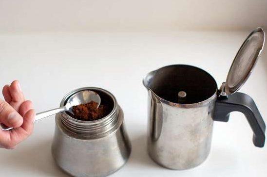 طرز تهیه قهوه اسپرسو بدون دستگاه 7