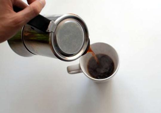 طرز تهیه قهوه اسپرسو بدون دستگاه 10