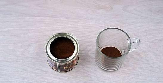 طرز تهیه قهوه فوری 2