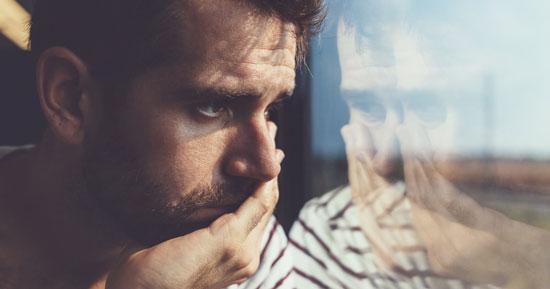 درمان اضطراب در مردان 1