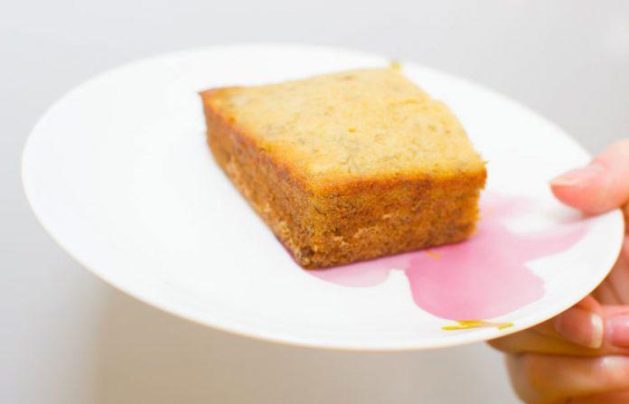 طرز تهیه کیک موز