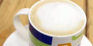 قهوه با شیر