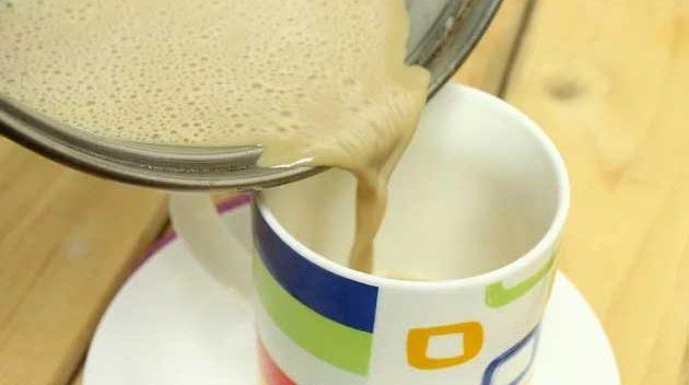 طرز تهیه قهوه با شیر 3