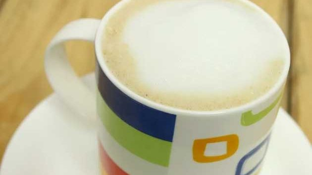 طرز تهیه قهوه با شیر 9