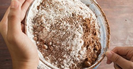 Image titled Make a Chocolate Cake Step 1