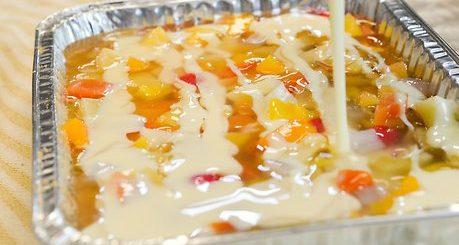 طرز تهیه کیک خانگی بدون فر 7