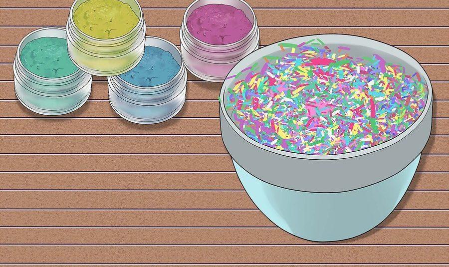 نحوه تزئین کیک تولد 17