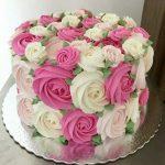 نحوه تزئین کیک تولد 22
