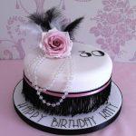 نحوه تزئین کیک تولد 23