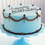 نحوه تزئین کیک تولد 27