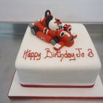 نحوه تزئین کیک تولد 28