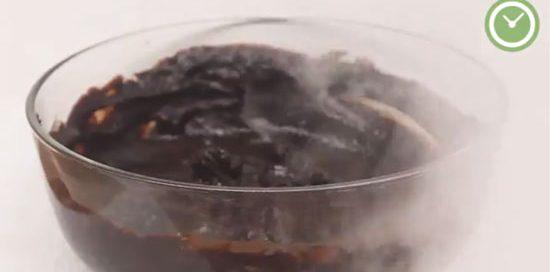 طرز تهیه ترافل شکلاتی 6