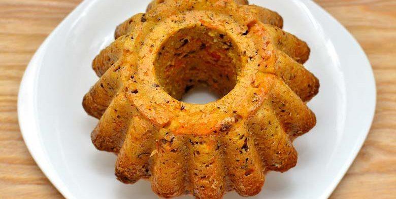طرز تهیه کیک هویج خانگی