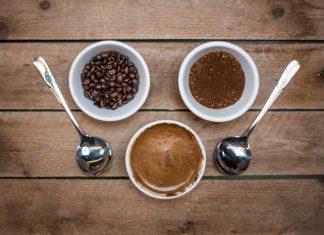 طرز تهیه قهوه پرخامه