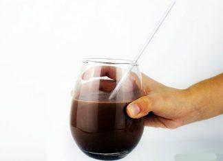 طرز تهیه شیرکاکائو