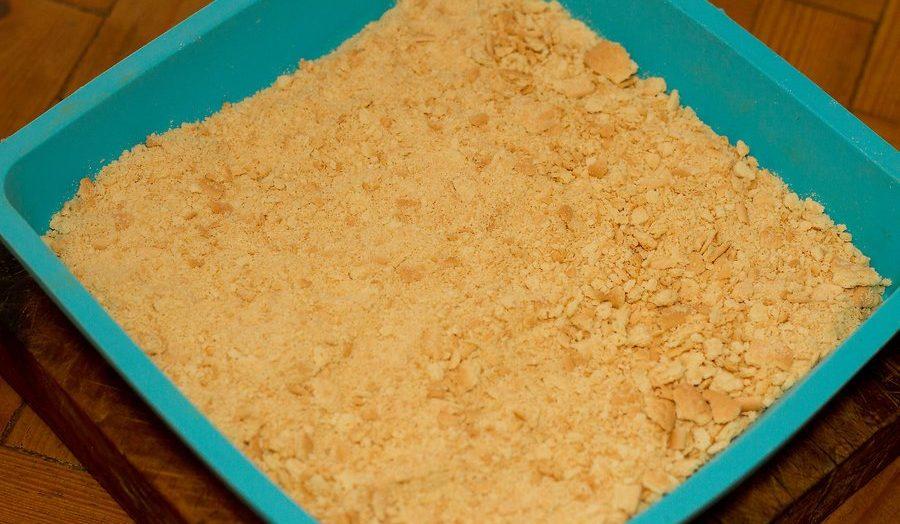 طرز تهیه کیک میوه ای 4
