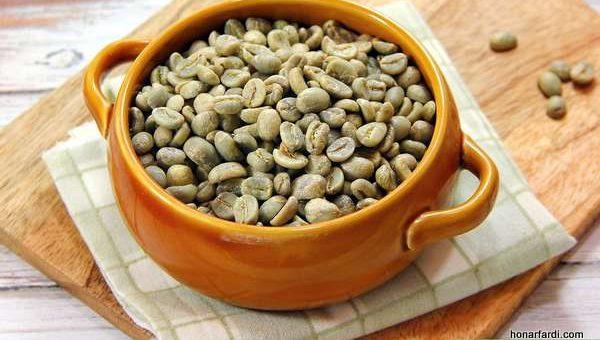 طرز تهیه قهوه سبز خانگی 1