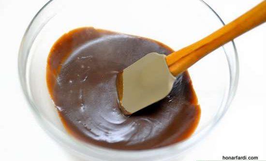 طرز تهیه کیک براونی 20