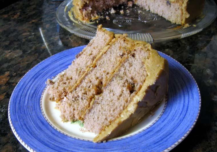 کیک مربایی کنتاکی