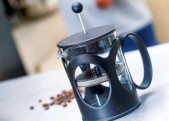 طرز تهیه قهوه با دستگاه 6