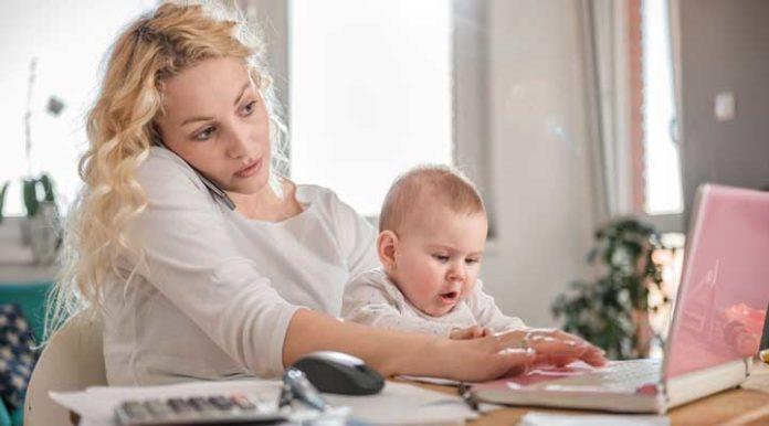 تربیت کودک زنان شاغل