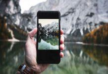عکاسی موبایل از طبیعت