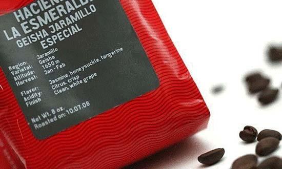 قهوه HACIENDA LA ESMERALDA – 350