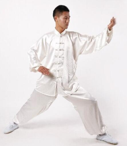 Chinese Traditional Tai Chi Uniforms Kung Fu Clothing Unisex