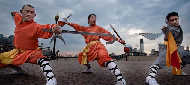 Tips Shaolin kung fu beginners