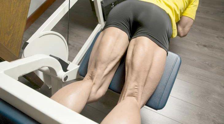 بدنسازی ران و ساق