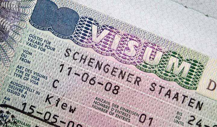 ویزای شنگن آلمان