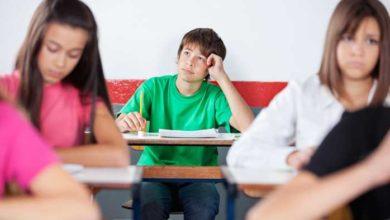 عدم تمرکز در کلاس