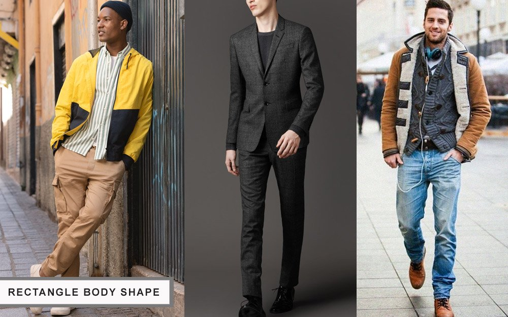 how to dress for your body type rectangle