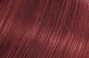 l'oreal hair color chart ruby