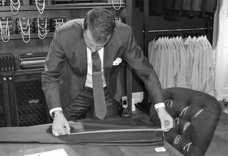 mens tailoring