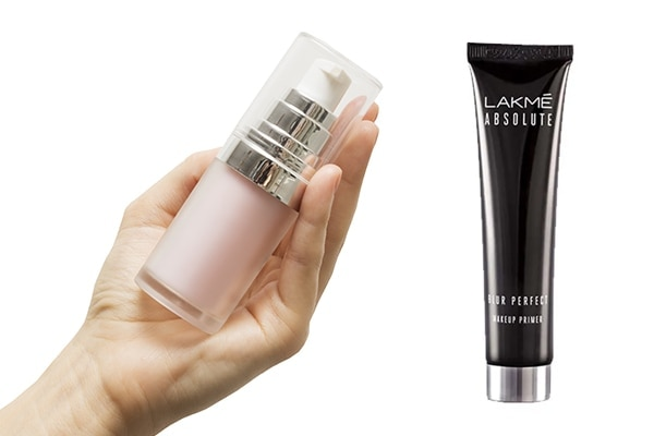 Pick a primer suitable for your skin type