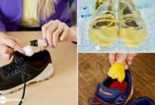 Photo of چگونه بوی بد کفش ها را از بین ببریم؟ (7 روش ساده، موثر و دائمی)