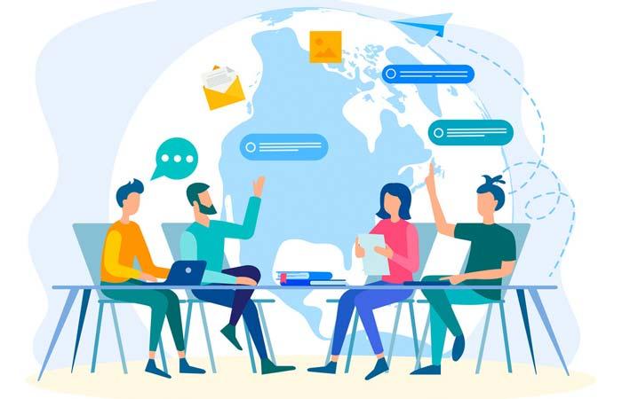 ارتباط اجتماعی