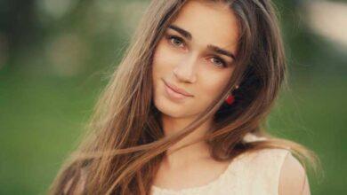 زیبایی بدون آرایش