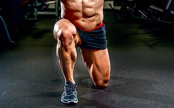عضلات خوب پا