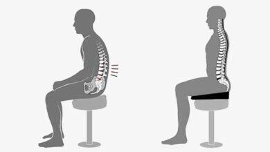 روش اصولی نشستن