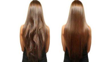 موی کراتینه قبل و بعد