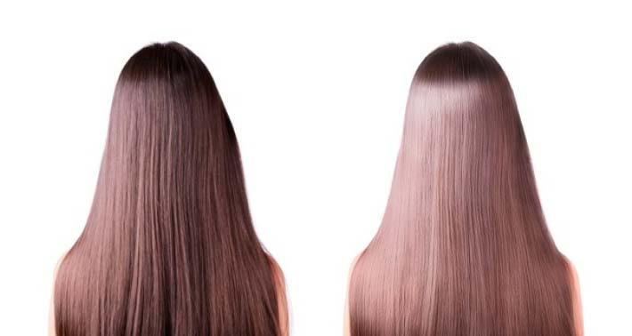 روغن نارگیل و مو