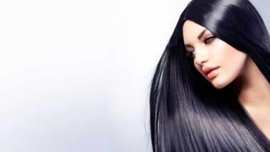 درخشندگی و زیبایی مو